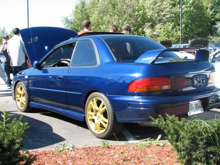 2000 Subaru Impreza RS